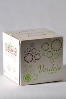 BAG IN BOX VERDEJO PAZ VI 5l BLANCO