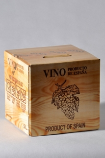 BAG in BOX Spanish Tinto Joven