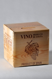 BAG in BOX Spanish Tinto Recomendado